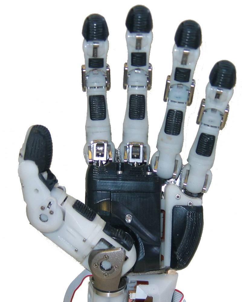 Robot hand design