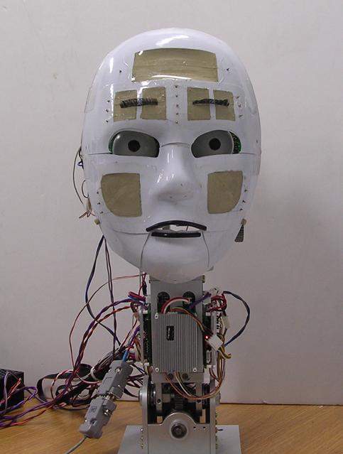 Anthropomorphic Robot Faces & Heads